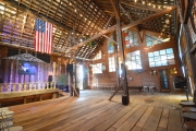 <h5>barn interior</h5><p>party and programming space																	</p>