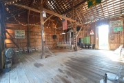 <h5>barn interior</h5><p>party and programming space</p>